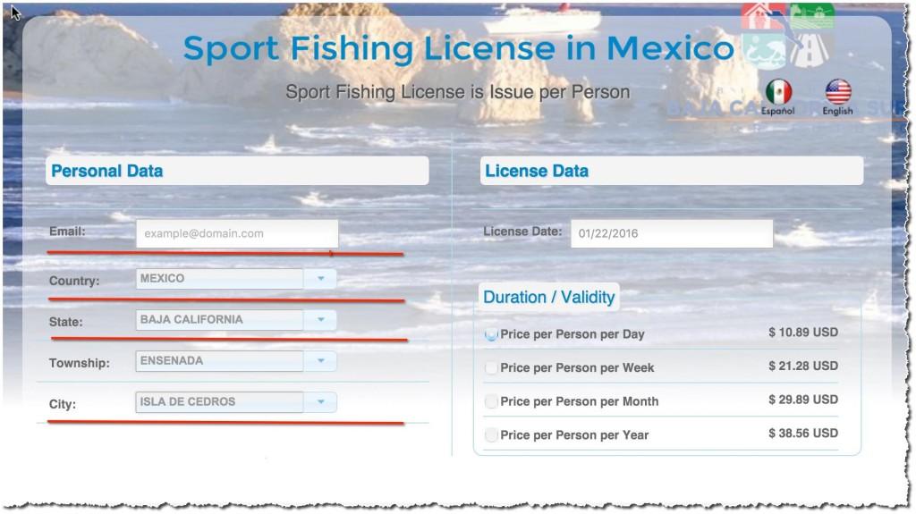 mexico 39 s fishing regulations weather on cedros island
